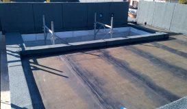 impermeabilizzazione bitume tetto abitazione