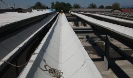impermeabilizzazione industriale tetti